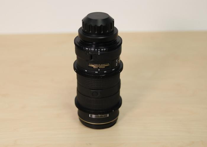 Nikkor 80-200mm PL t2.8  - 1