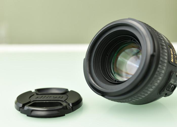 Nikkor AF-S 50mm 1.4G - 2