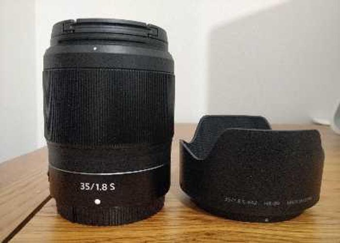 NIKKOR Z 35mm f/1.8 S - 2