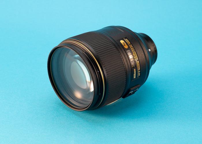 Nikon 105mm f1.4E  - 1