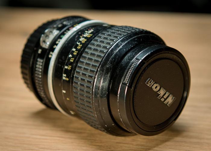 Nikon 105mm f2.5 Lens - 1