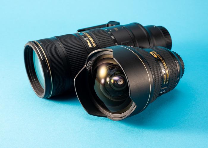 Nikon 14-24 + 70-200mm Bundle  - 1