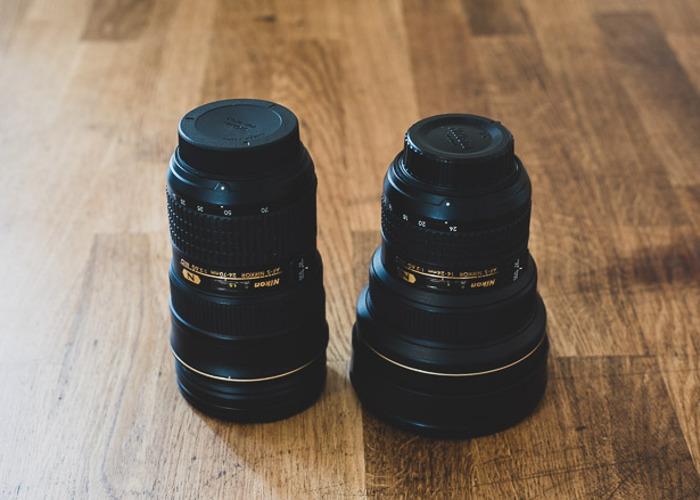 Nikon 14-24mm + 24-70mm Lens Bundle - 1