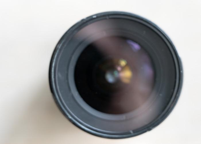 Nikon 17mm-35mm f2.8 AF-S ED Wide Angle Zoom Lens - 2