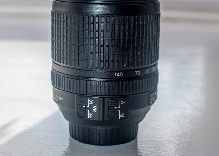 Nikon 18- 140mm lens - 1