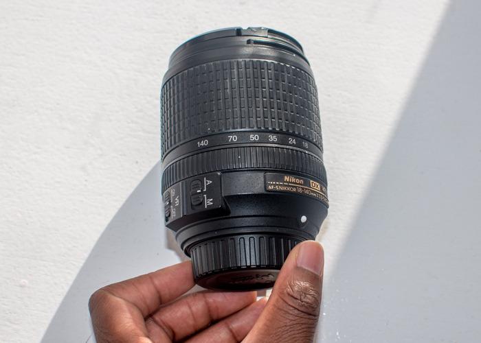 Nikon 18- 140mm lens - 2