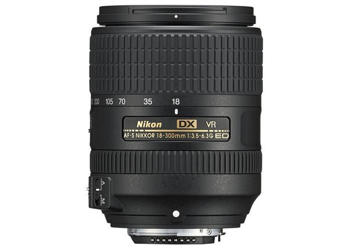Nikon 18-300mm f/3.5-6.3G ED VR AF-S DX NIKKOR - 1