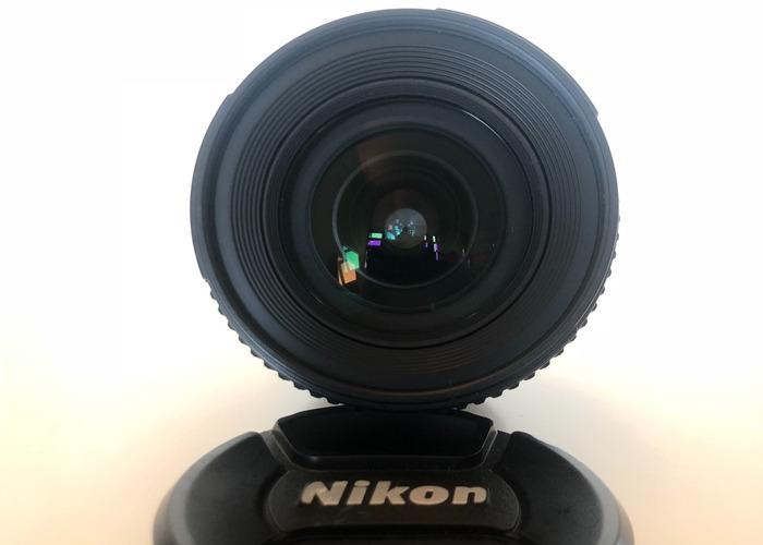 Nikon 20mm f2.8 - 1