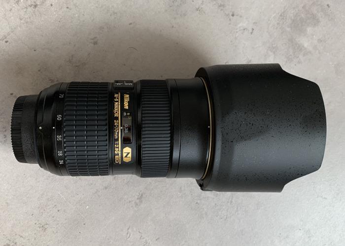 Nikon 24-70 f2.8 - 2