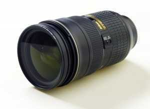 Nikon 24-70mm f/2.8 Lens - 1