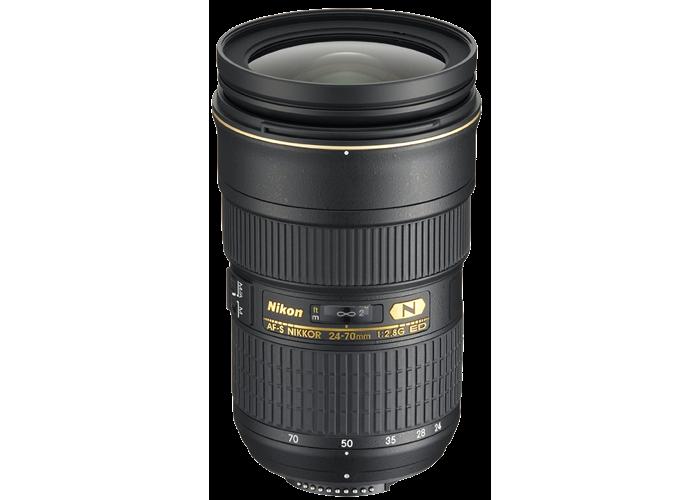 Nikon 24-70mm f2.8G ED AF-S NIKKOR - 1