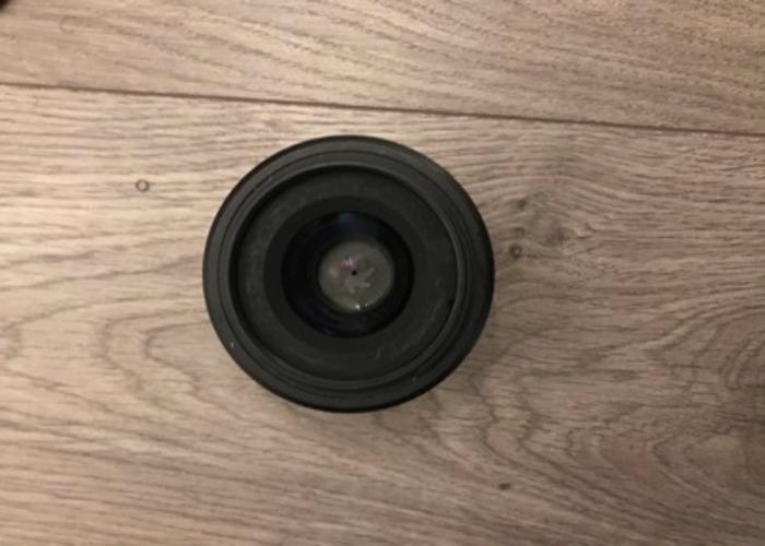 Nikon 35 mm/F 1.8 AF-S G NIKKOR DX-35 mm Lens - 2