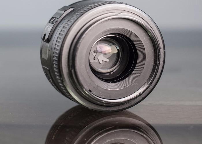 Nikon 35mm f1.8 Lens - 1