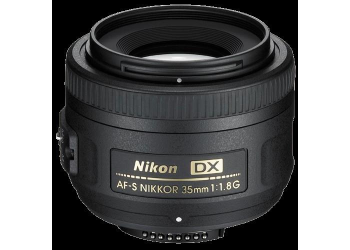 Nikon 35mm f1.8G AF-S DX - 1