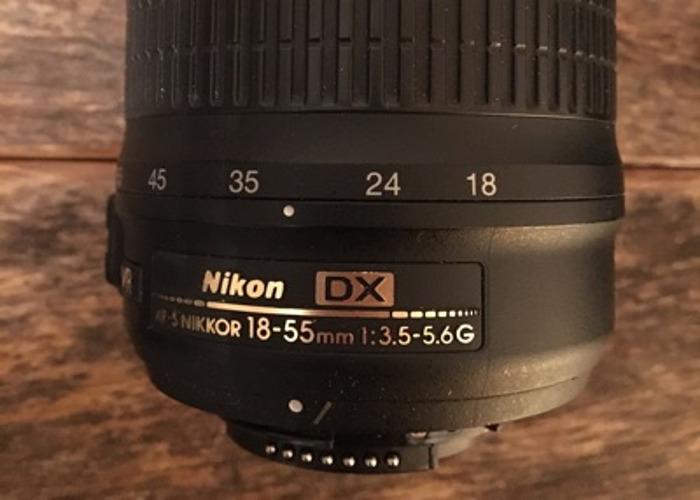 Nikon 5200 - 2