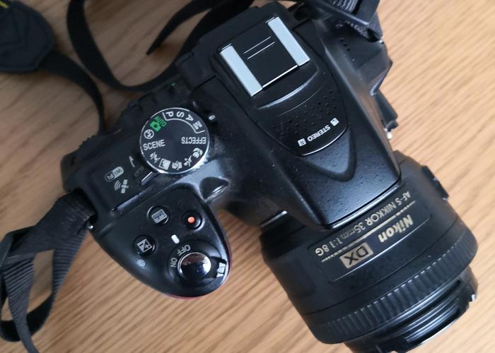 Nikon D5500 Body Only - 2