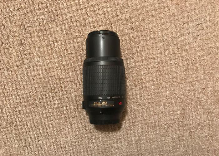 Nikon 55-200mm Lens - 2