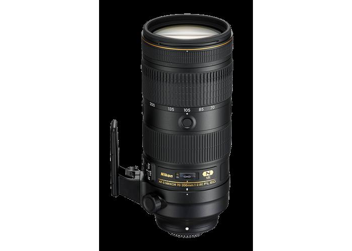Nikon 70-200mm f2.8E FL AF-S VR Nikkor Lens - 1