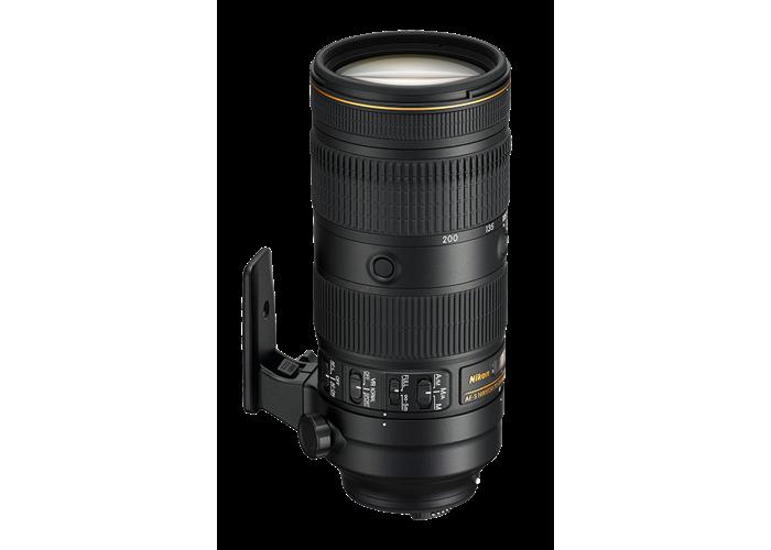 Nikon 70-200mm f2.8E FL AF-S VR Nikkor Lens - 2