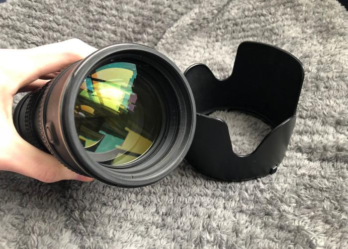 Nikon 70-200mm VR - 2