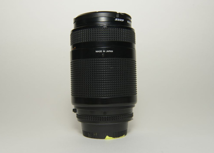Nikon 70-210mm f4-5.6 D AF Nikkor lens - 2