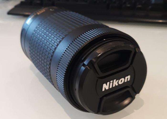Nikon 70-300mm 4.5-6.3 Zoom Lens - 1