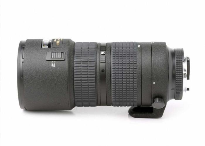 Nikon 80-200mm f2.8 AF-D - 1