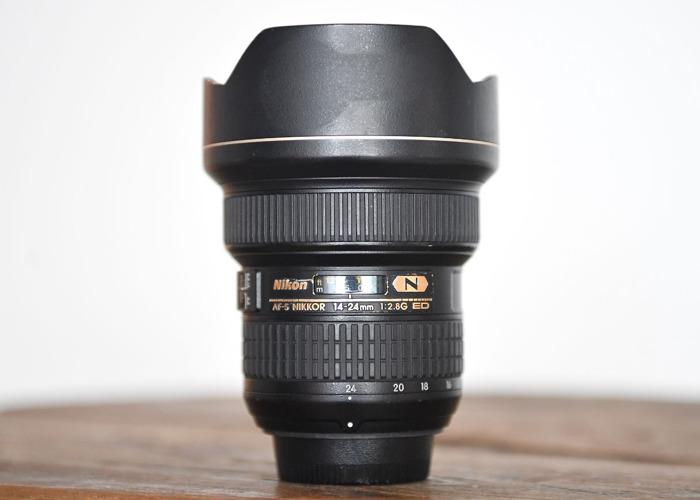 Nikon AF-S 14-24mm f/2.8G ED - 1