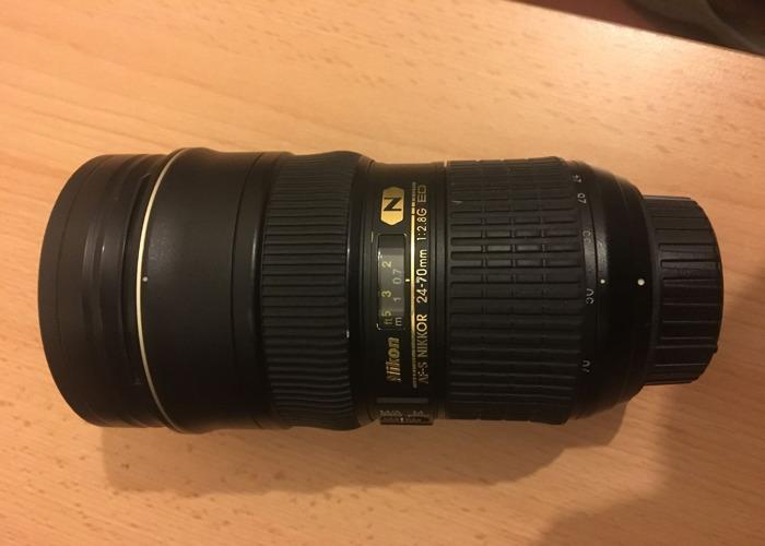 Nikon AF-S 24-70mm f/2.8G - 1