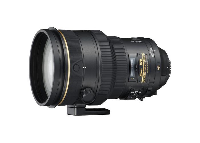 Nikon AF-S NIKKOR 200mm f/2G ED VR II Lens - 1