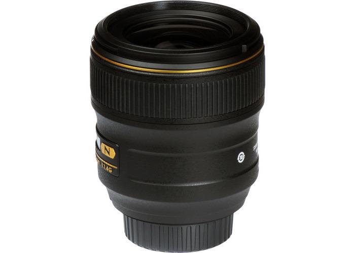 Nikon AF-S NIKKOR 35mm f/1.4G Lens (Refurbished by Nikon USA) - 2