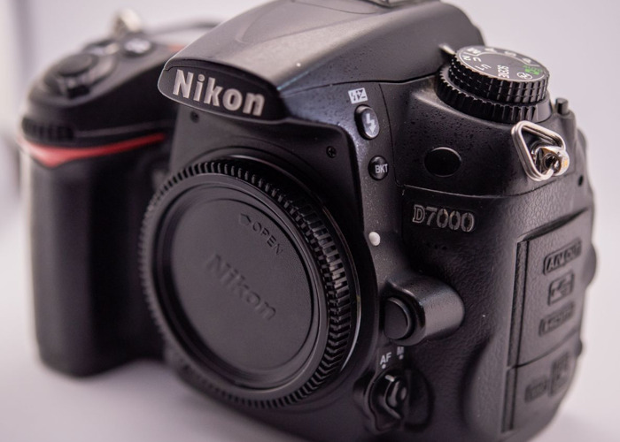Nikon Beginner Camera Kit D7000 DSLR with Zoom Lens 17-55 f2.8 DX - 1