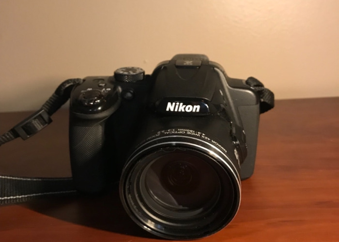 Nikon coolpix p520 - 2