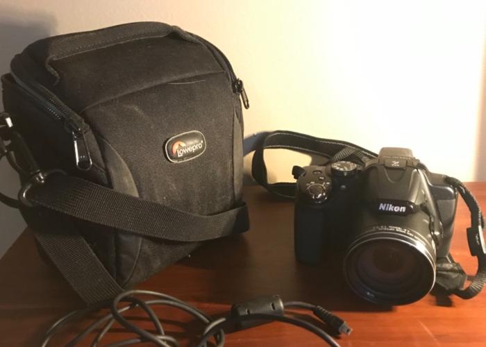 Nikon coolpix p520 - 1