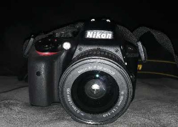 Nikon D 3300 - 1