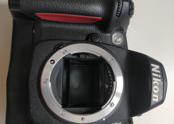 Nikon D100 DSLR Body LENS Nikkor AF-S 18-70mm 1:3.5-4.5G ED - 1