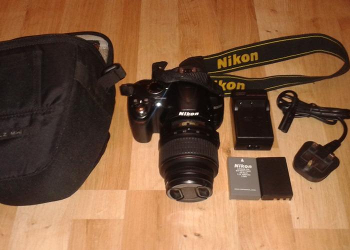 Nikon D3000 - a great entry-level DSLR - 1