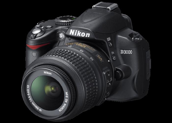 Nikon D3000 - 1