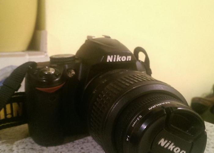 Nikon D3000 Camera - 1
