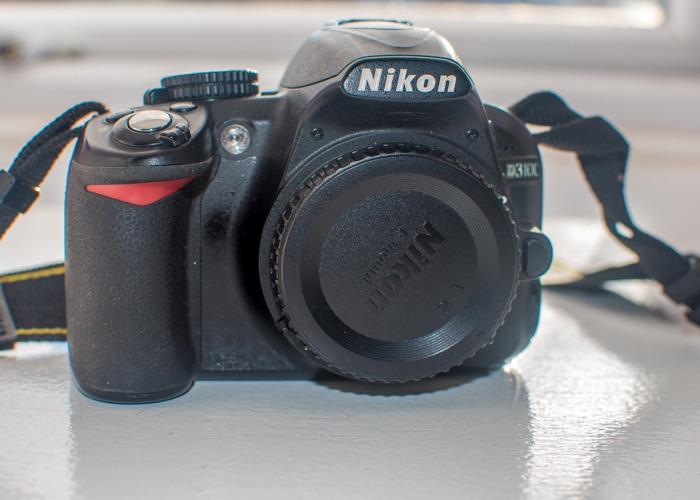Nikon D3100 DSLR Camera - 1