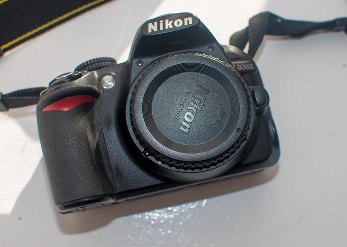 Nikon D3100 DSLR Camera - 2