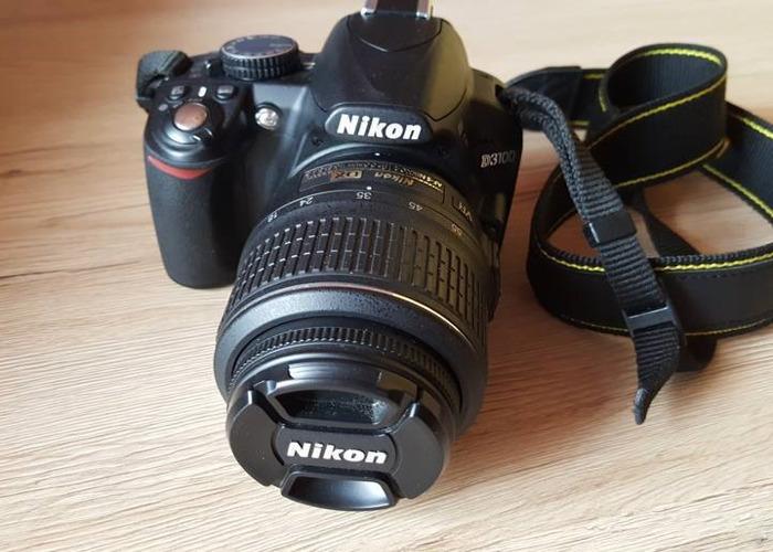 Nikon D3100 DSLR with video - 1