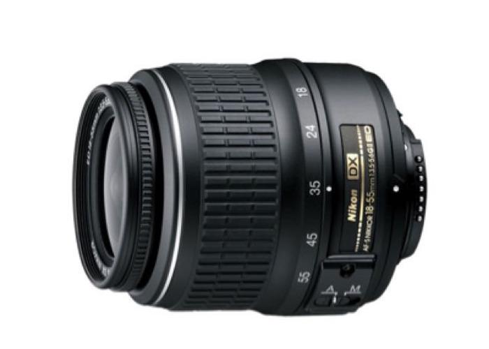 Nikon D3200 + Lenses - 2