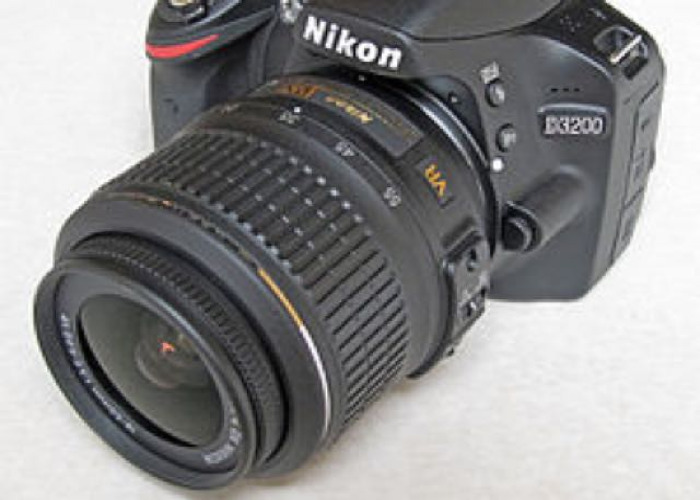 Nikon D3200 + Lenses - 1