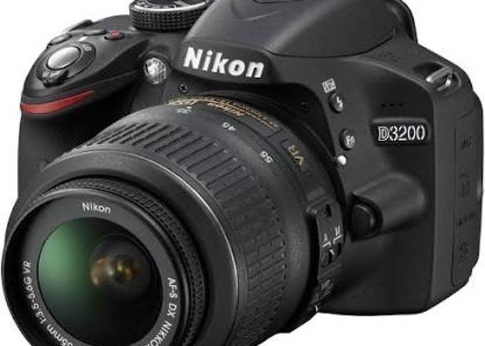 Nikon D3200 18-55mm lens  - 1