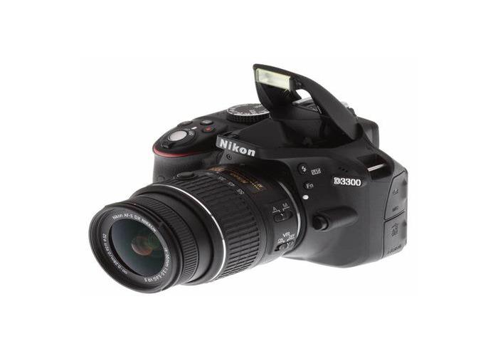 Nikon D3300 - 1