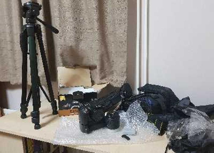 Nikon D3300 amateur kit - 2