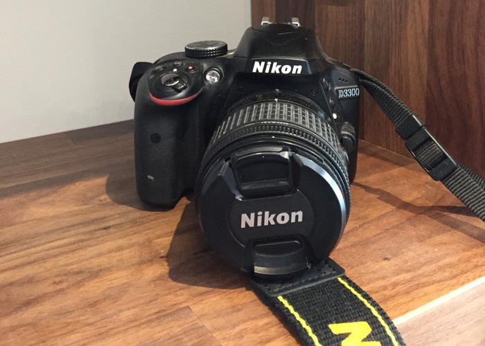 Nikon d3300 camera - 2