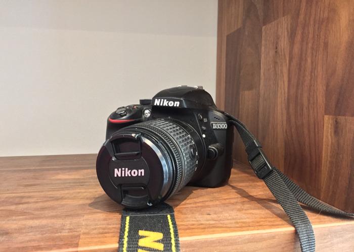 Nikon d3300 camera - 1