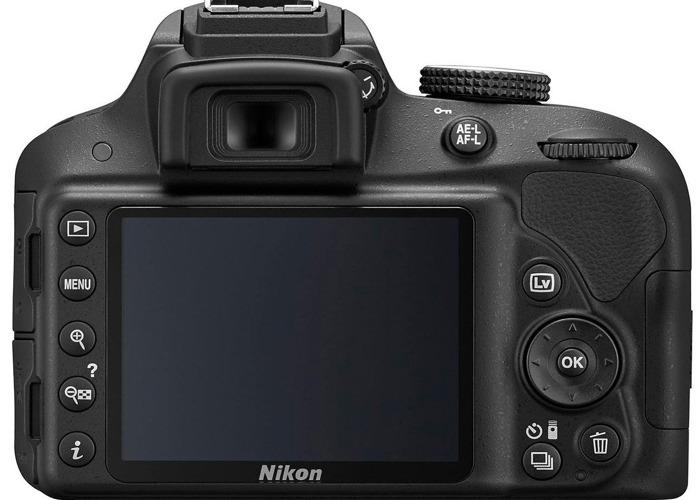 Nikon D3300 Digital SLR Camera with 18-55mm VR II Lens  - 2